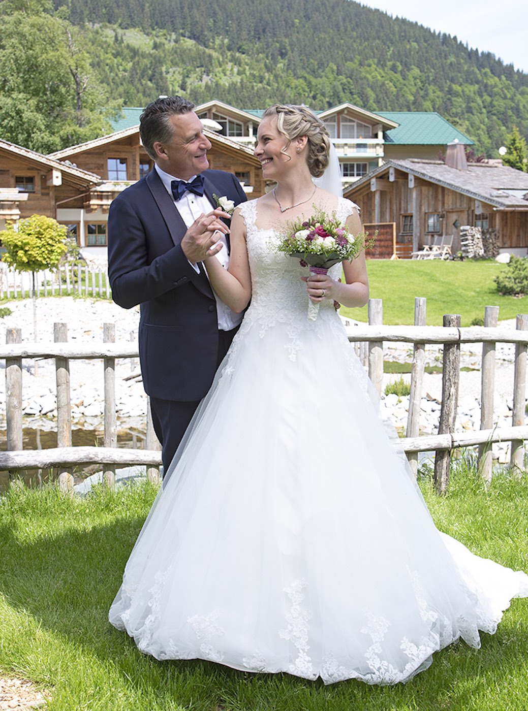 Hochzeitsfrisur Bild copyright Marc Pejot Photodesign