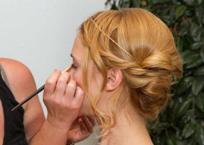 Make up für Hochzeiten